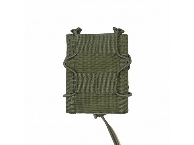 Univerzální sumka WARRIOR ASSAULT SYSTEMS Single Quick Mag - Olive Drab