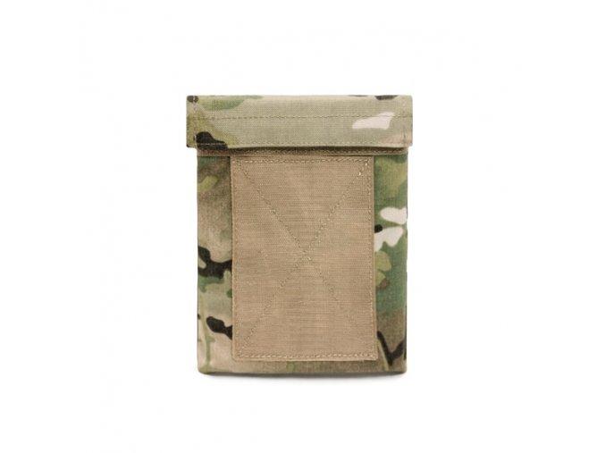 Pouzdro na boční balistický plát WARRIOR ASSAULT SYSTEMS Side Armor Pouch DCS/Ricas - MultiCam