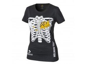 Dámské triko HELIKON Women's Thorax T-Shirt - Black