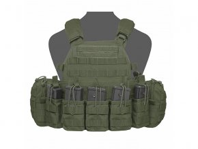 Nosič plátů WARRIOR ASSAULT SYSTEMS - DCS G36 Plate Carrier - Olive Drab