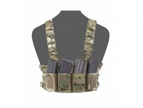 Hrudní nosič WARRIOR ASSAULT SYSTEMS Elite Ops Low Profile Chest Rig - MultiCam