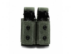 Sumka na dva granáty nebo dýmovnice Warrior Assault Systems Double 40mm Grenade - Olive Drab