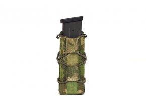 Univerzální sumka WARRIOR ASSAULT SYSTEMS Single Quick Mag Pistol - A-TACS FG