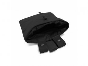 Odhazovák WARRIOR ASSAULT SYSTEMS Large Roll Up Dump Pouch - Black