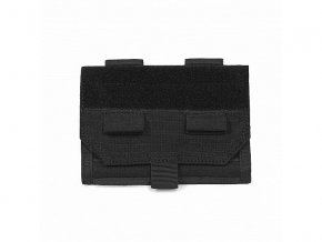 Admin sumka WARRIOR ASSAULT SYSTEMS Forward Opening Admin Pouch - Black