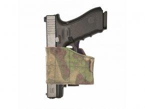Pistolové pouzdro WARRIOR ASSAULT SYSTEMS Universal Pistol Holster LEFT - A-TACS FG