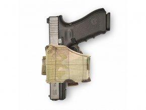 Pistolové pouzdro WARRIOR ASSAULT SYSTEMS Universal Pistol Holster LEFT - MultiCam
