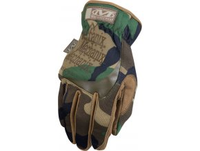 Rukavice MECHANIX FastFit Woodland