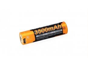 Dobíjecí USB baterie FENIX 18650 3500 mAh