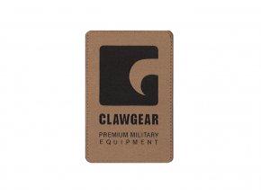 Velcro nášivka CLAWGEAR Patch