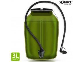 Hydratační vak SOURCE WLPS 3L - IRR Foliage
