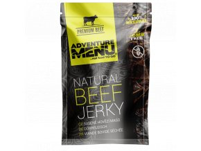 Sušené maso ADVENTURE MENU Beef Jerky