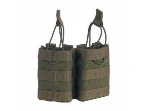 Otevřená sumka na zásobníky TASMANIAN TIGER 2 SGL Mag Pouch BEL - Olive