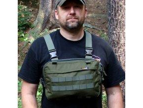 Hrudní brašna JUBÖ Front Bag Survival