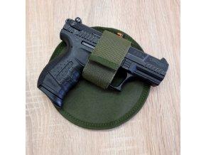 Organizér na suchý zip JUBÖ Velcro Gun