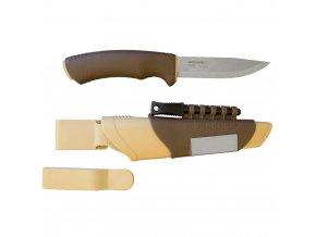 Pevný nůž MORAKNIV Bushcraft Survival Desert