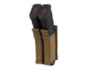Velcro sumka HELIKON Double Rifle Magazine Insert