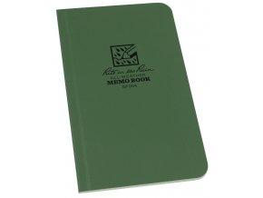 Voděodolný zápisník RITE IN THE RAIN Memo Book