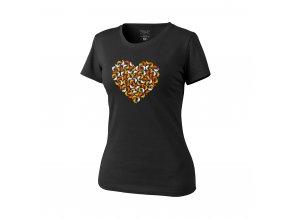 Dámské triko HELIKON Chameleon Heart Women's