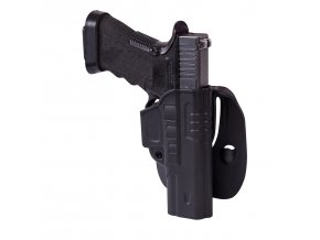 Opaskové pouzdro HELIKON Fast Draw Holster for Glock 17 With Paddle