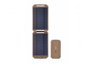 Solární powerbanka POWERTRAVELLER Extreme Tactical