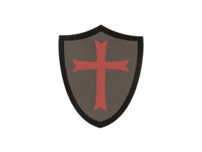 Crusader Shield Patch RAL7013 cg25476large1
