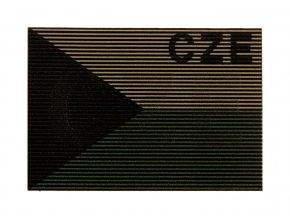 IR nášivka vlajka ČR CLAWGEAR Dual IR Patch