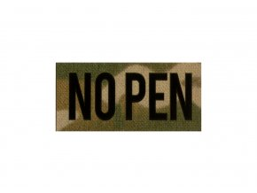 IR nášivka CLAWGEAR No Pen IR Patch