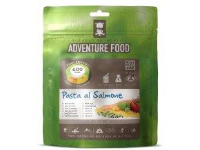 Jídlo na cesty ADVENTURE FOOD Těstoviny al Salmone