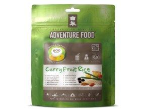 Jídlo na cesty ADVENTURE FOOD Ovocná kari rýže