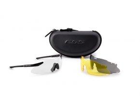 Střelecké brýle ESS ICE-3LS Kit