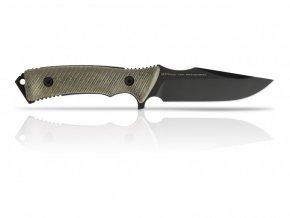 Pevný nůž ANV KNIVES M311 Spelter Topo