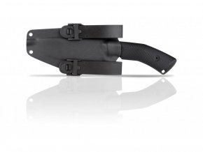 Pevný nůž ANV KNIVES M200 - DLC Black, Kydex Sheath Black