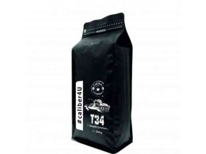 Zrnková káva CALIBER COFFEE® T-34