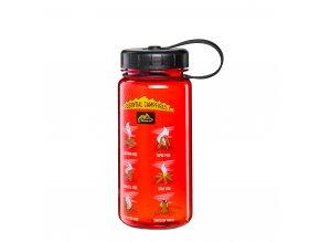 Láhev HELIKON Tritan™ Bottle Wide Mouth Campfires 550 ml