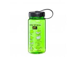 Láhev HELIKON Tritan™ Bottle Wide Mouth Tarp Shelters550 ml