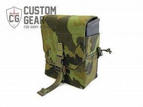 Uzavřená sumka na zásobník CUSTOM GEAR M60