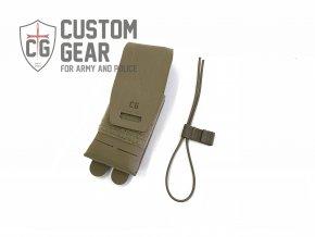 Uzavřená/otevřená sumka na zásobník CUSTOM GEAR O/C Mag AR15