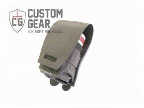 Sumka CUSTOM GEAR Smoke / P1 Pocket
