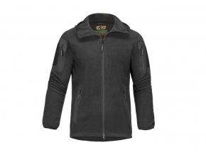 Fleecová bunda CLAWGEAR Aviceda Fleece Hoody - Black