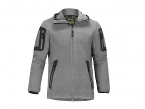 Fleecová bunda CLAWGEAR Aviceda Fleece Hoody - Solid Rock