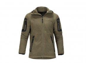 Fleecová bunda CLAWGEAR Aviceda Fleece Hoody - RAL 7013