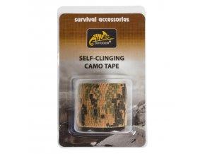 Maskovací páska HELIKON Self-Clinging Camo Tape