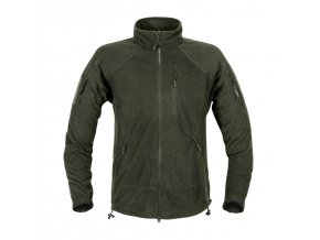 Fleecová bunda HELIKON - ALPHA Grid Fleece - Foliage