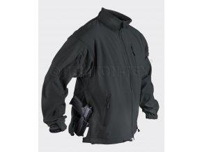Softshellová bunda HELIKON - JACKAL - Black