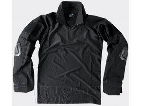 Taktická košile UBACS HELIKON - COMBAT SHIRT - Black