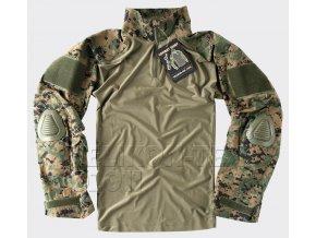 Taktická košile UBACS HELIKON - COMBAT SHIRT - MarPat