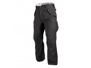 Kalhoty HELIKON M65 - Black