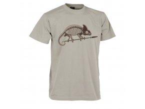 Triko HELIKON Skeleton T-shirt