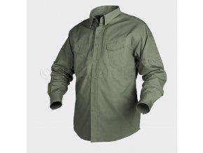 Košile HELIKON Defender - Olive